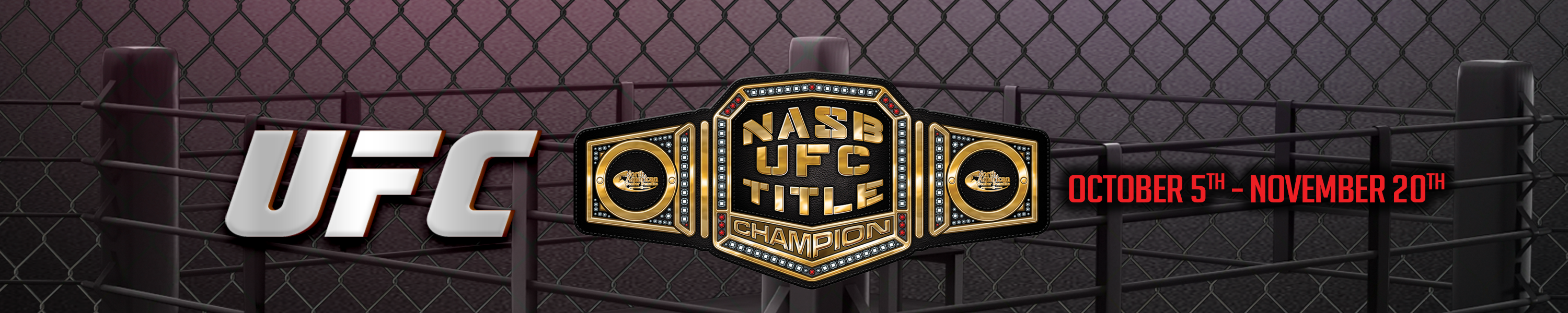 UFC IS LIVE! The Battle For the Belts is On!